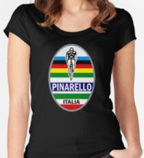 Pinarello Women's Fitted Scoop T-Shirt