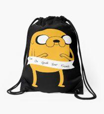 Adventure Time Jake the Dog Drawstring Bag