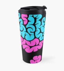 THNK | Pink & Blue Travel Mug