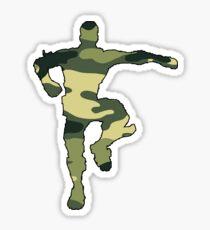 mimetic dancer Sticker