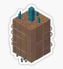 Within the Maze Sticker