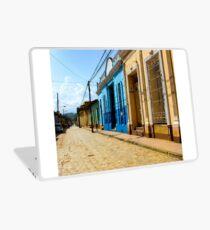 Streets of Trinidad Cuba Laptop Skin