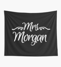 Mrs. Morgan Wall Tapestry