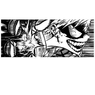 BAKUGO EXPLOSION by goblinslayer
