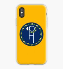 Hippo Campus Logo Art iPhone-Hülle & Cover