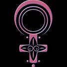 Kleine Venus, rosa von Christine Krahl