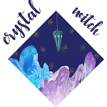Crystal Witch by huguette-v