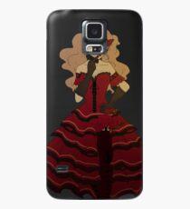 Masquerade Ann Case/Skin for Samsung Galaxy