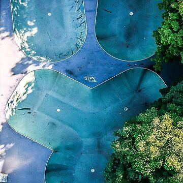 Skatepark - Fotografía aérea de Nicklas81