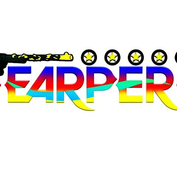 Earper Sticker by Merbie