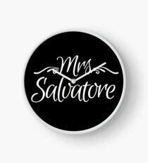Mrs. Salvatore Clock