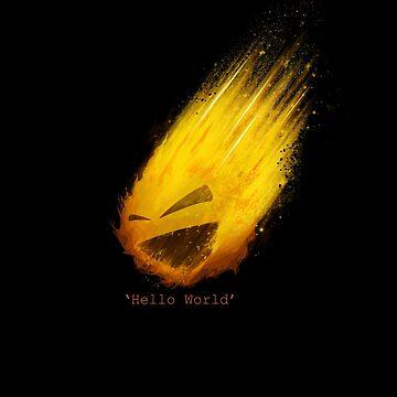 Hello World by martinskowsky