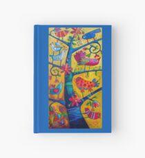 Lovebird Fiesta Hardcover Journal