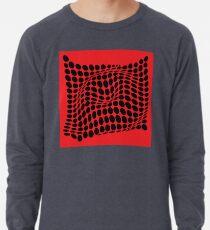 COME INSIDE (RED/BLACK) Sudadera ligera
