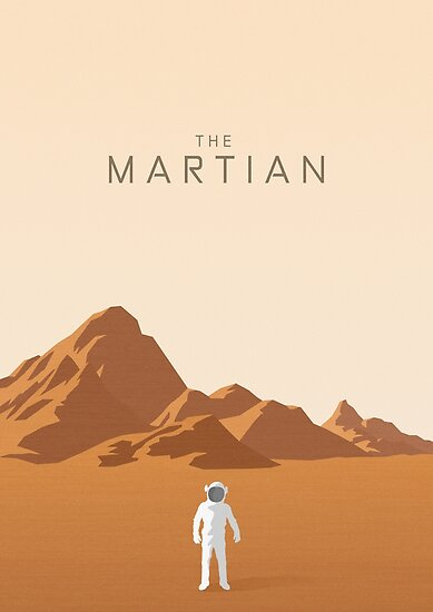 The Martian by RYVE Creative
