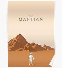 Der Marsmensch Poster