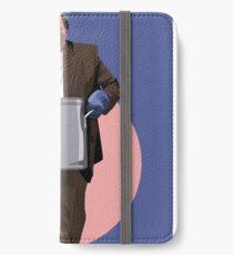 Das Büro Kevins berühmte Chilli iPhone Flip-Case/Hülle/Klebefolie