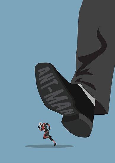 Ant-Man  by RYVE Creative