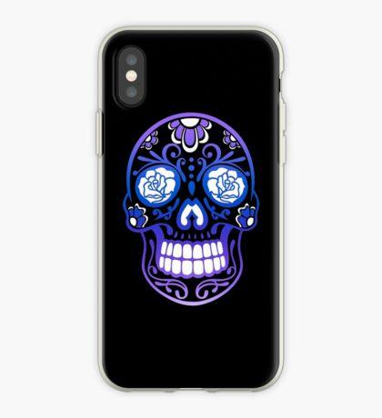 Totenkopf, Totenschädel, Sugar Skull iPhone-Hülle & Cover