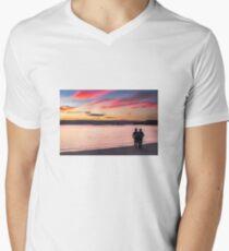 Color of Love V-Neck T-Shirt