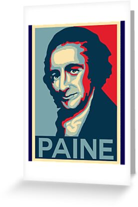 Common Sense Thomas Paine Art Print /'Hope/' Photo Poster Gift