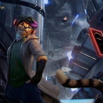 Metropolis by goodwolf