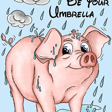 Pig and bad weather - text EN by ARTemyzz