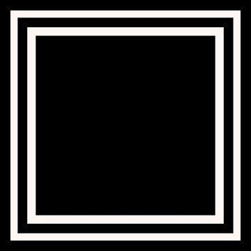 Minimalist black and white by hellcom