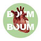 «Heart green circle» de paleoarteymas