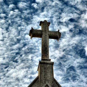 God's Sky by daverach1