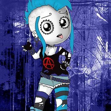 Punk by Littlehorrors