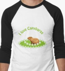 I love Capybaras T-Shirt