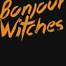 Halloween Party | Bonjour Witches | by Kittyworks