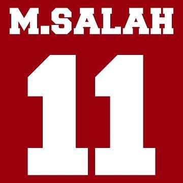 Mo Salah 11 by varsitywolf