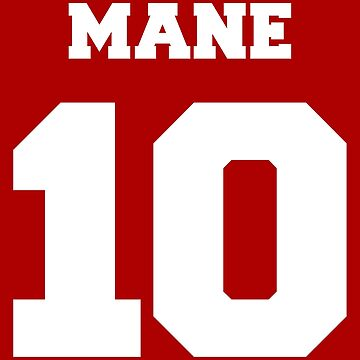 Sadio Mane 10 by varsitywolf