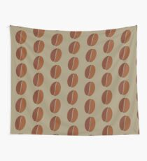 Coffee Bean Wall Tapestry