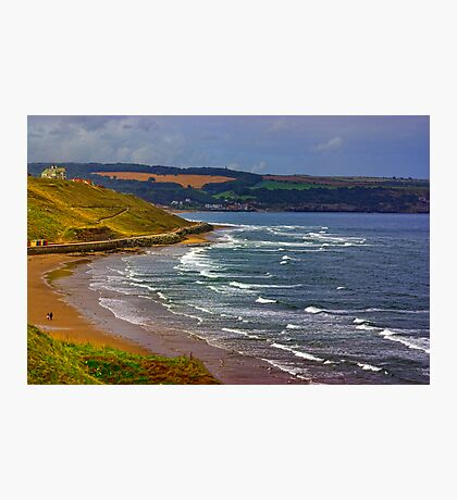 Whitby to Sandsend Photographic Print