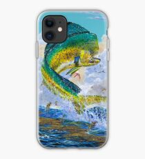 Mahi Hook Up iPhone Case