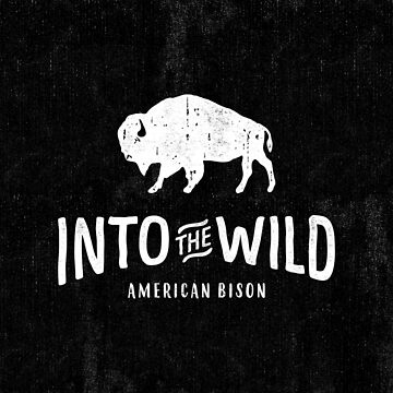 INTO THE WILD VINTAGE BISON by SUBGIRL