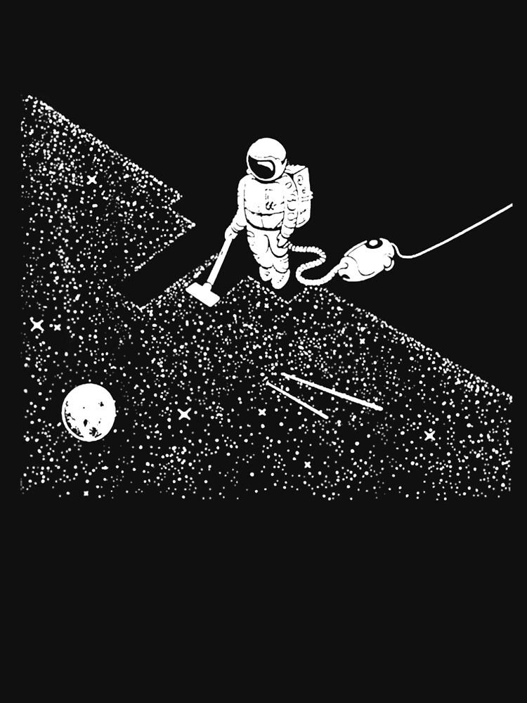 Raum Staubsaugen T-Shirt von thomas193us
