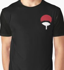 Uchiha Clan logo  Graphic T-Shirt