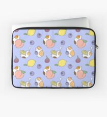 Guinea pig and blueberry  Laptop Sleeve