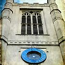 St Margaret's Church Tower & Sundial  by Jonicool