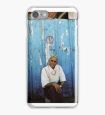 Friendliness of Morocco iPhone Case/Skin
