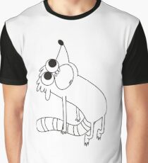 Ghost of Rigby Graphic T-Shirt