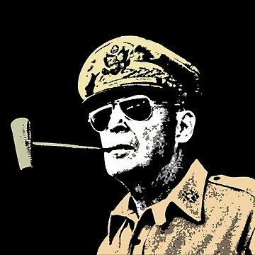 Douglas MacArthur by IMPACTEES