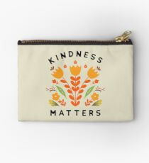 kindness matters Studio Pouch