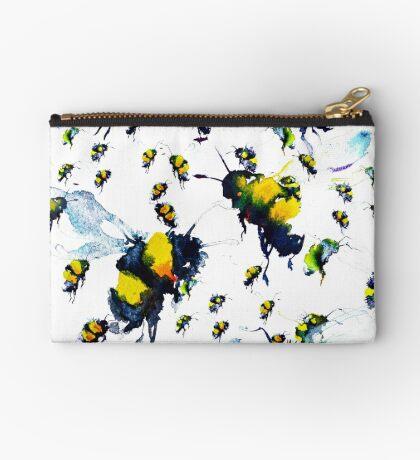 BAANTAL / Pollinate / Bees Zipper Pouch