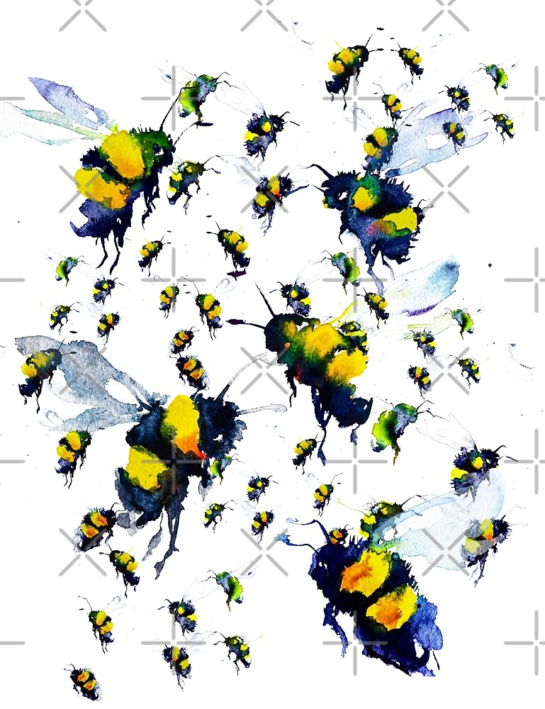BAANTAL / Pollinate / Bees by ManzardCafe