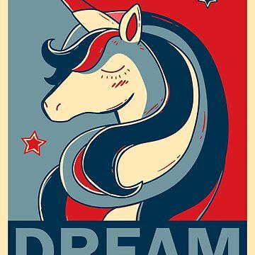 Unicorn Dream by munchgifts